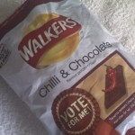Chilli & Chocolate Crisps