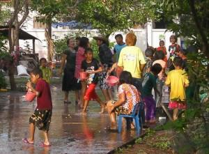 Village Songkran Festival