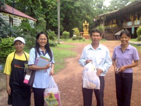 School teachers and cook