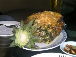 Food Napalais Hotel