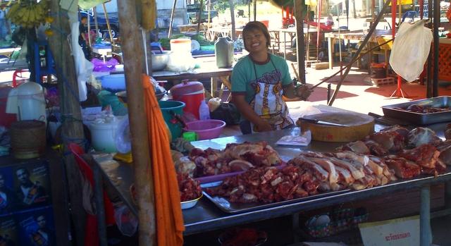 Thai day market