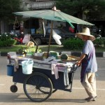Thailand At Work – Streetwalkers and Roadworkers