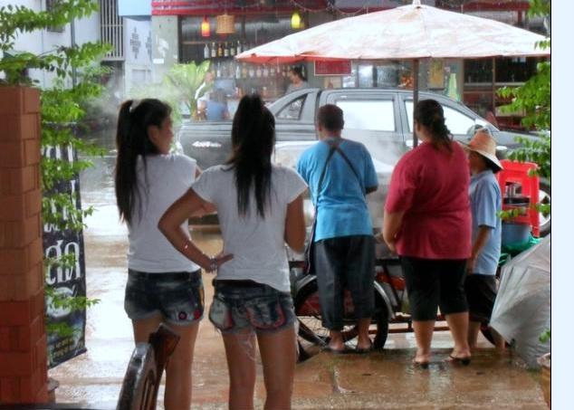 Thai Bar Girls in Udon Thani