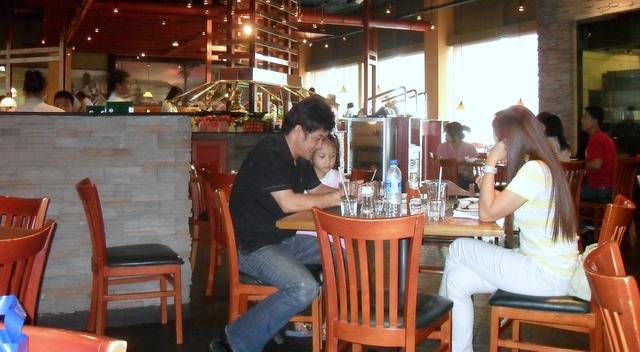 Udon Thani restaurant