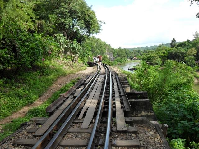 Wang Pho Railway line