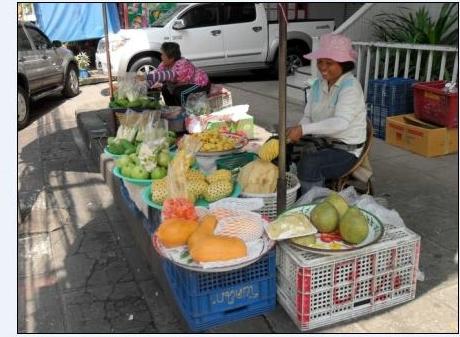 Nong Khai market
