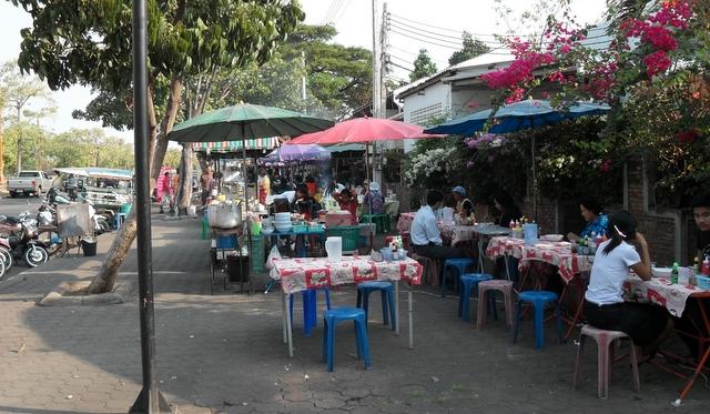 Udon Thani street vendor