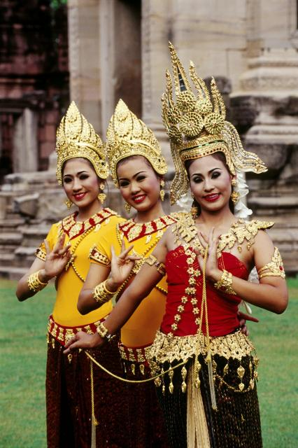 Expats and Tourists Thai Culture and Reality Shocks