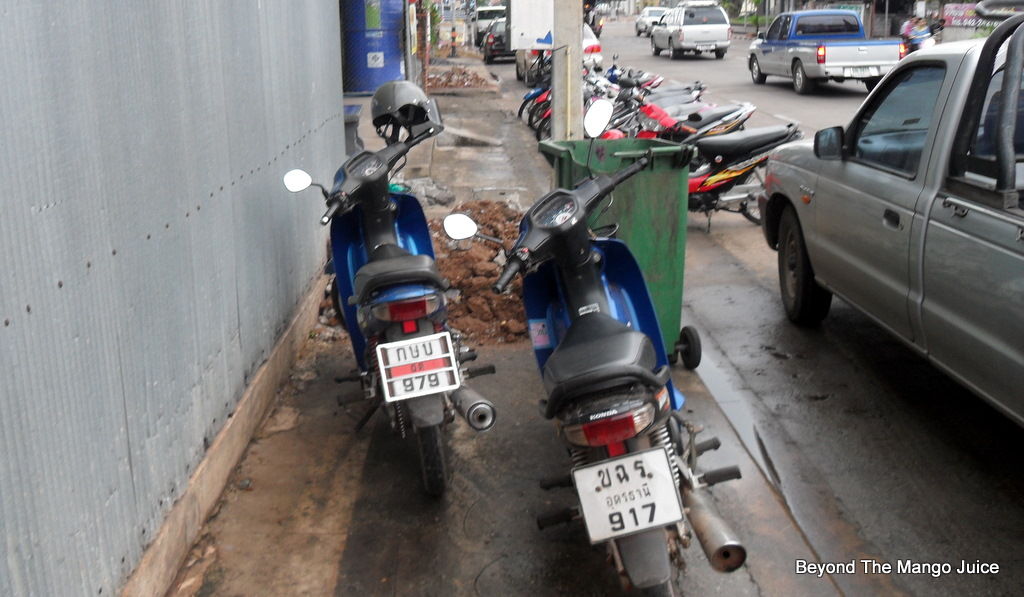 Thailand's Streets Aren't Paved with Gold