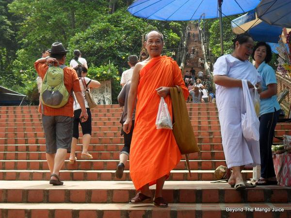 Chiang Mai's Wat Phrathat Doi Suthep Temple
