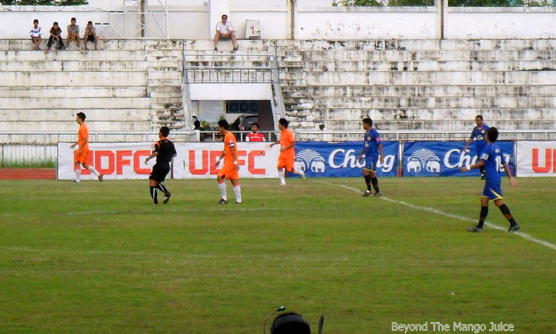 Thailand Football – Udon Thani v Sakon Nakhon