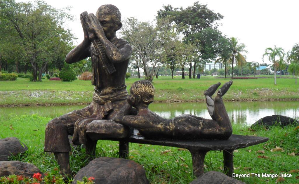 Udon Thani's Nong Prajak Park