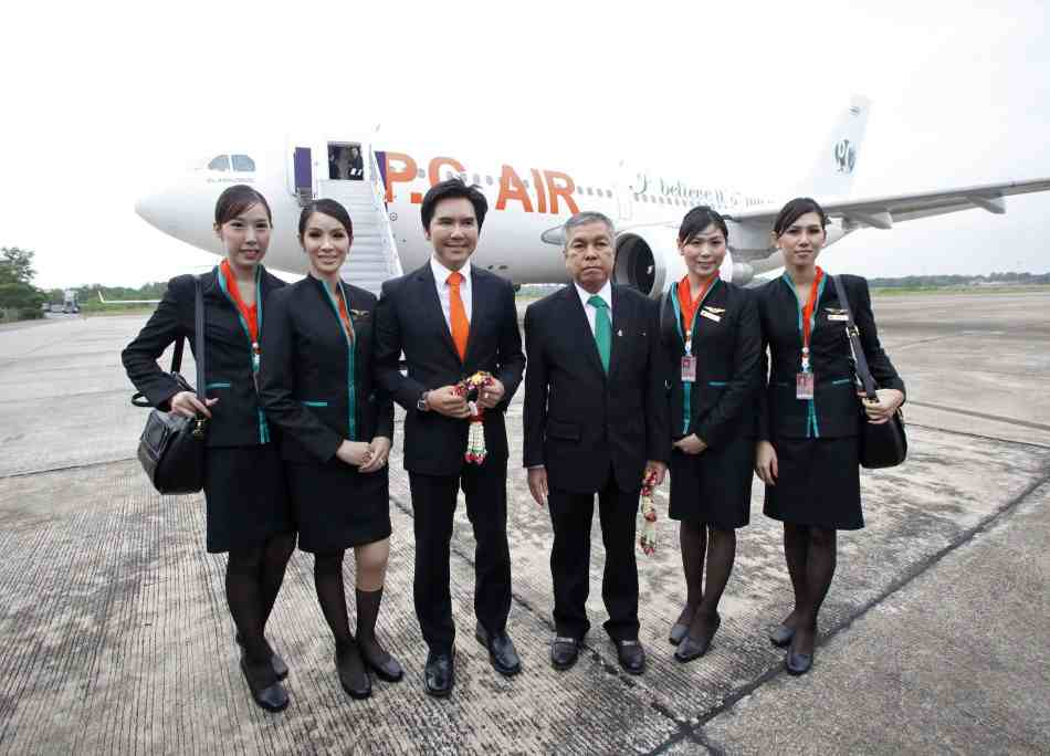 Pc Air 39 S Thai Ladyboys Finally Join The Mile High Club