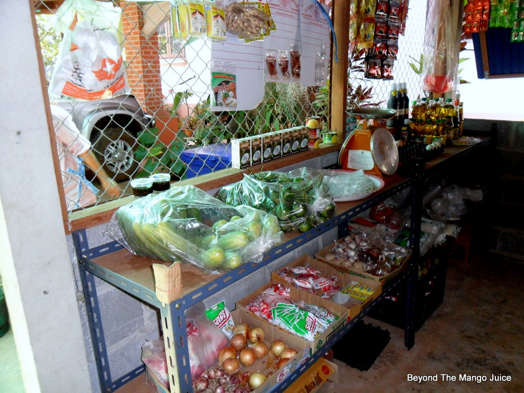 SAM 3040 Silk Purses and Pigs Ears Thailands Supermarkets and Village Shops