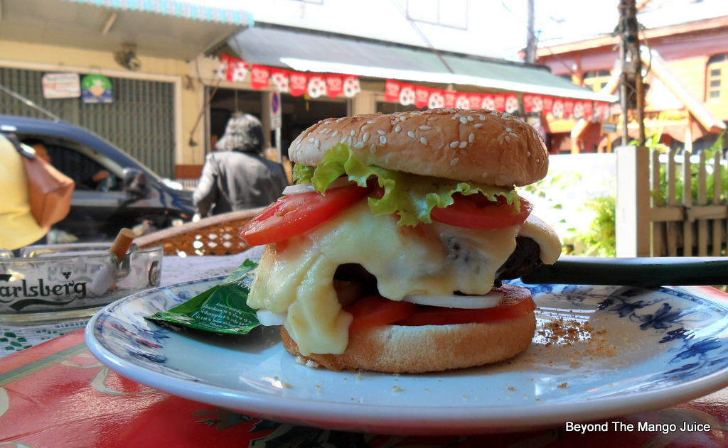 Western Food in Thailand – Bar Burgers or Barbecue?