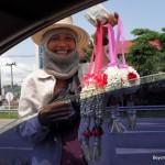 How To Make a Thai Flower Garland