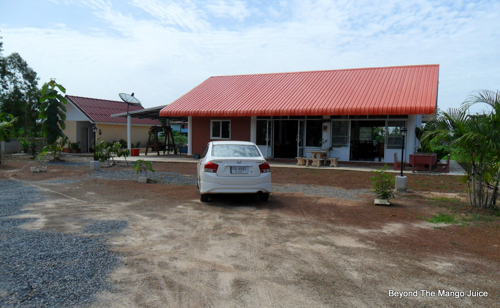 A Taste of the Country – The Steak Baan Tung Restaurant in Amphoe Phen, Udon Thani