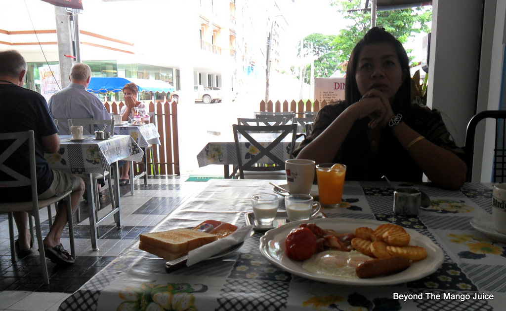 the sea side 2 restaurant in udon thani