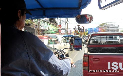 samlor-Udon-Thani-Thailand