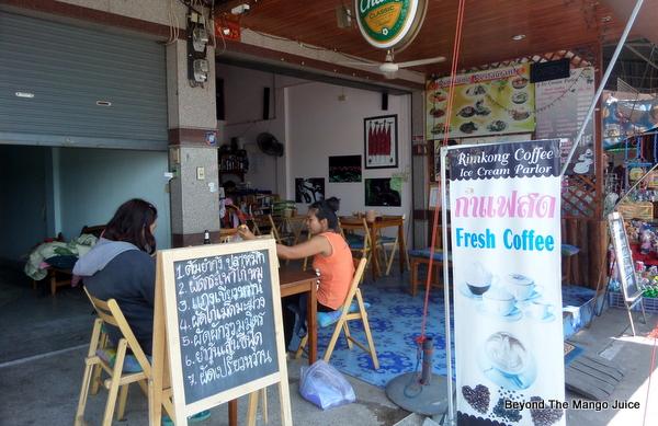 rimkong restaurant nong khai