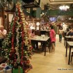 Christmas Day Dinner at the Irish Clock, Udon Thani