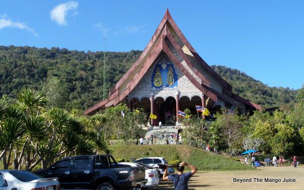 Wat Pa Huay Lad in Phu Rua, Loei